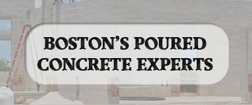 Boston Poured Concrete Contractor